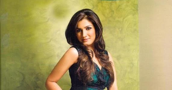Golden Actresses Of The World: Raveena