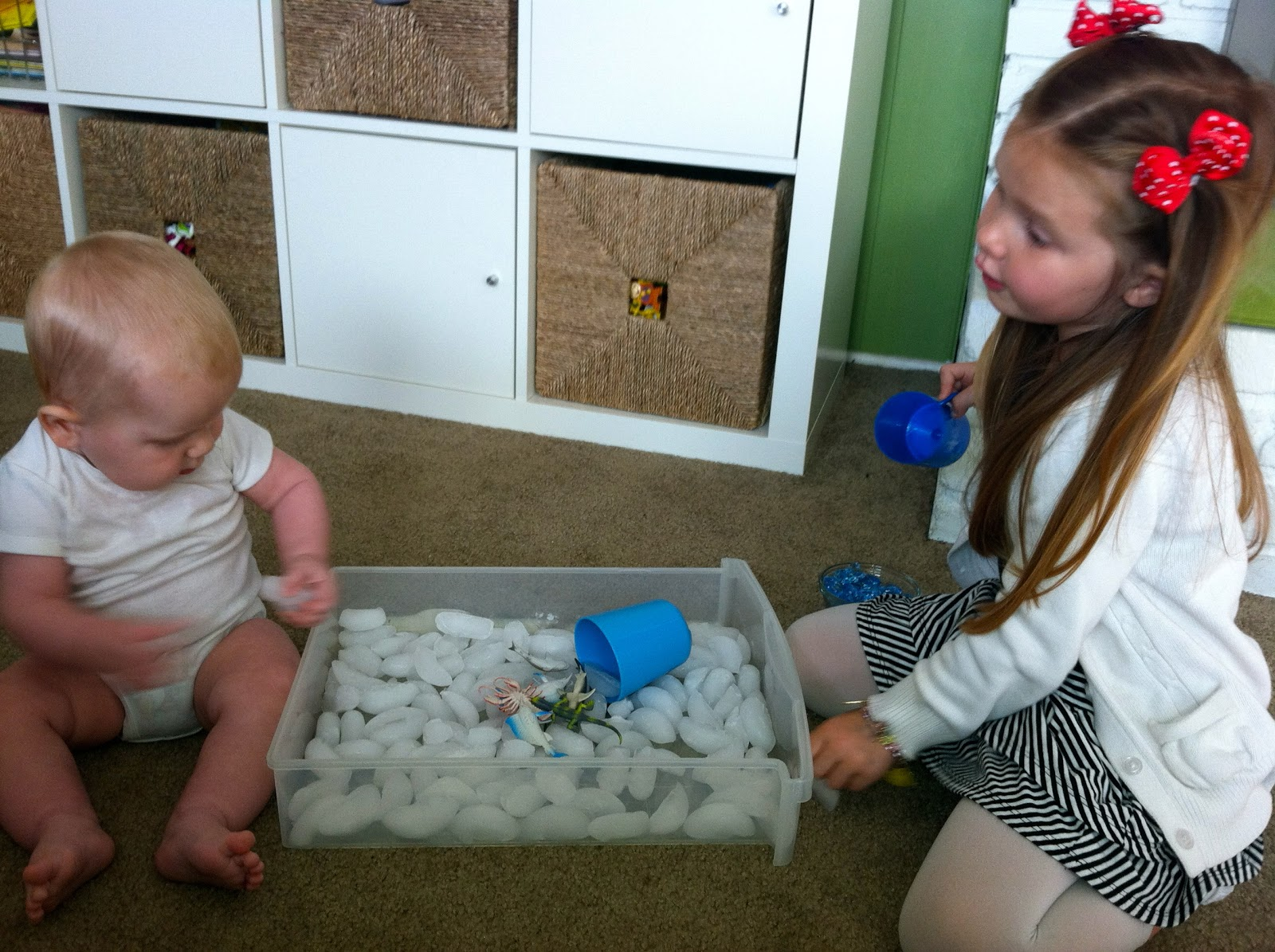 The Activity Mom Sensory Activities For Babies The