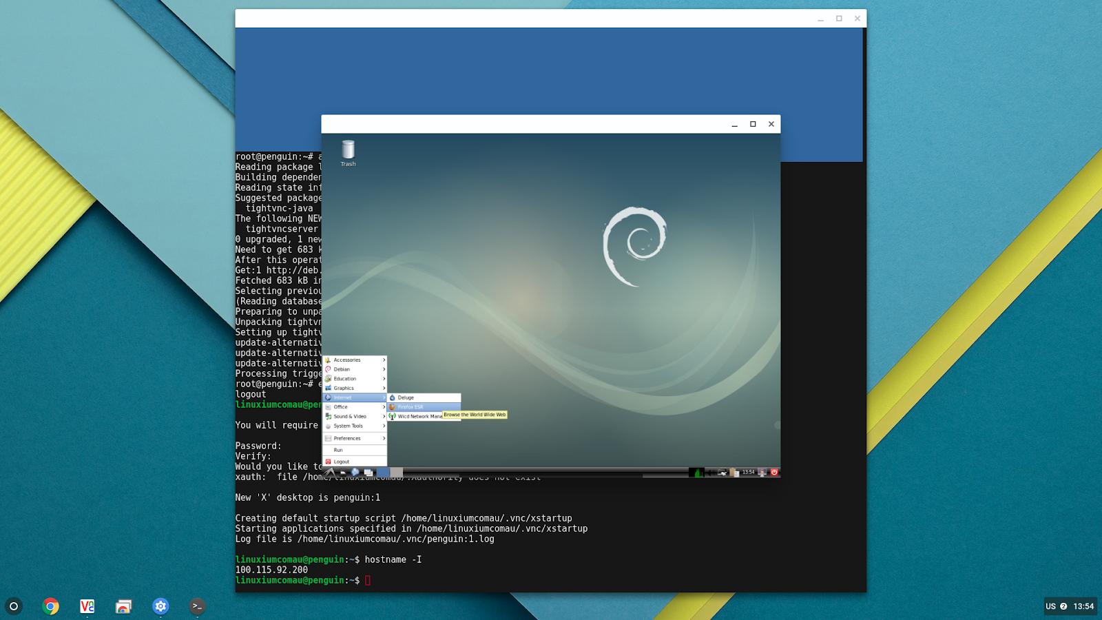linuxium com au: Introduction to Crostini - Part 1: HP Chromebox G2
