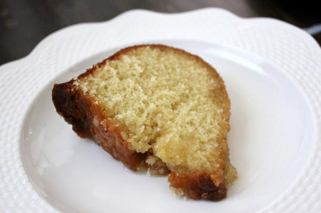 Kemtucky Butter Cake