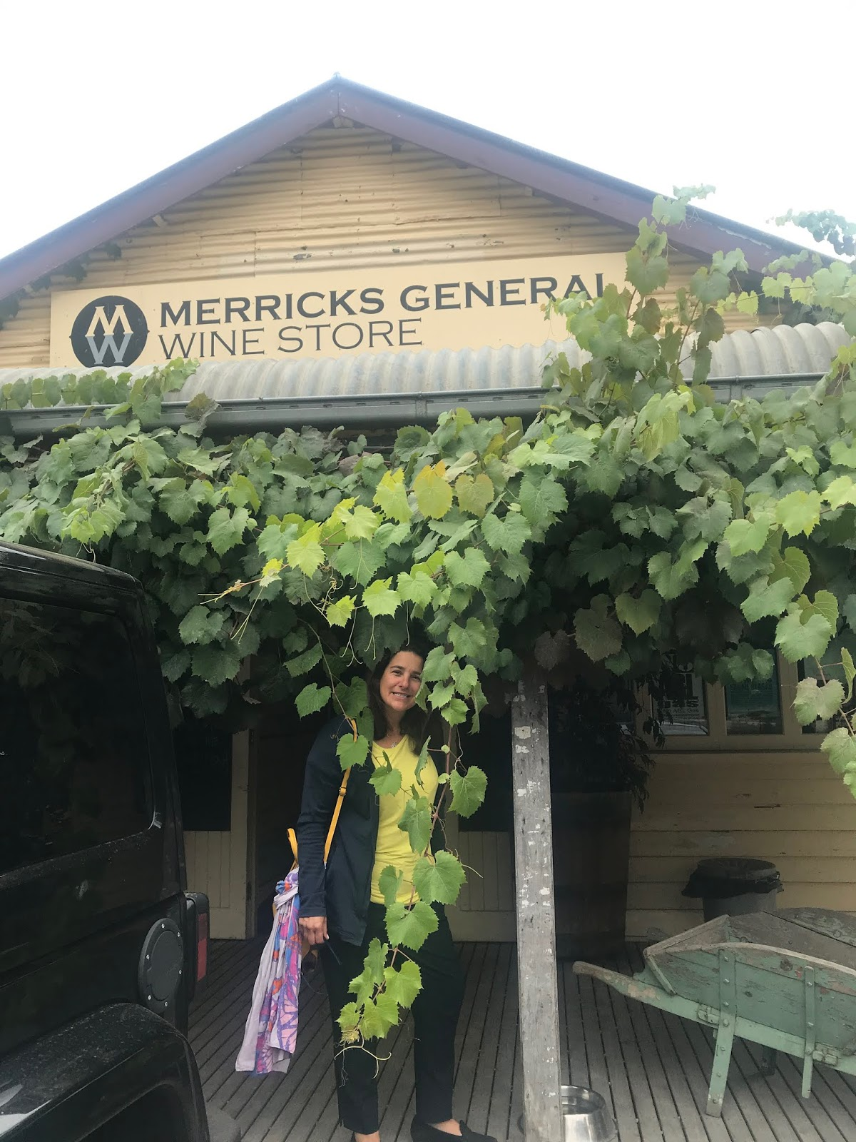 Merrick's General Wine Store, Melbourne