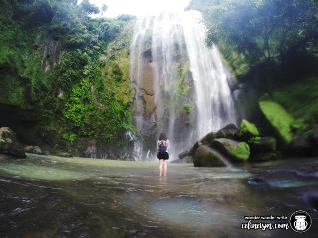 hulugan falls laguna