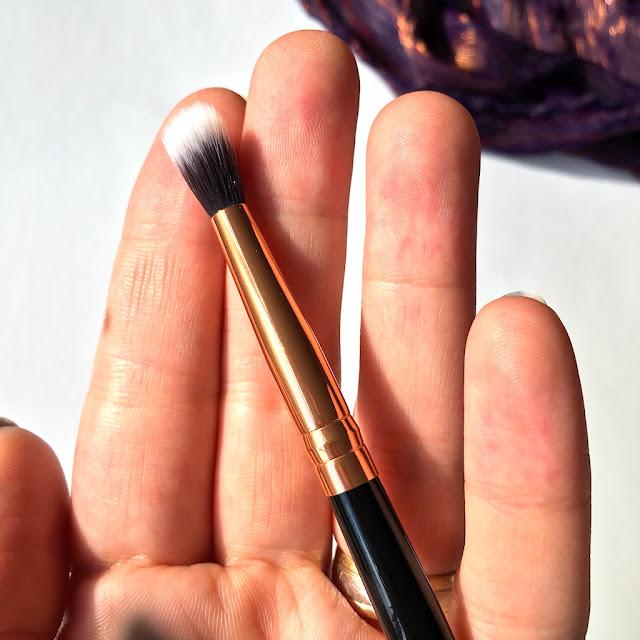 Nascita 207 Far Karıştırma Fırçası incelemesi 5