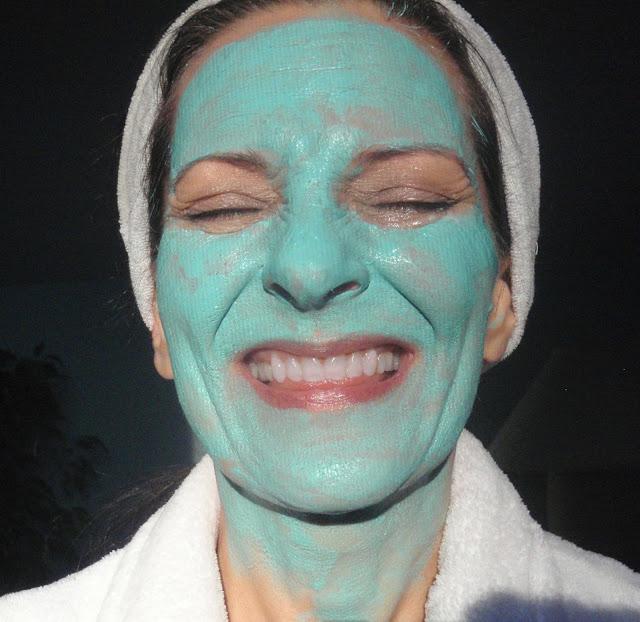 freeman blue mask