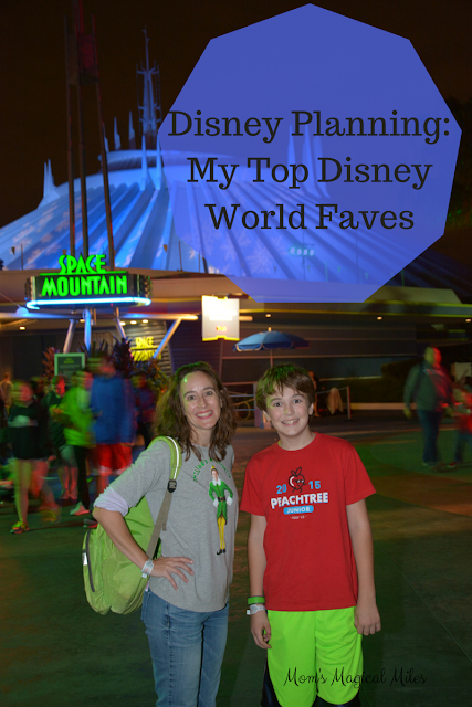 I've got my favorite things at Walt Disney World, split out by category, to help when you plan your trip!