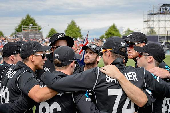 New Zealand  cricket team players