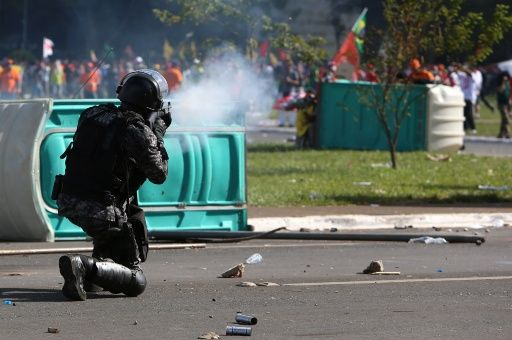 ONU y CIDH condenan uso excesivo de la fuerza durante protestas en Brasil