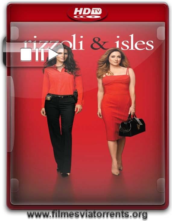 Rizzoli & Isles 7° Temporada
