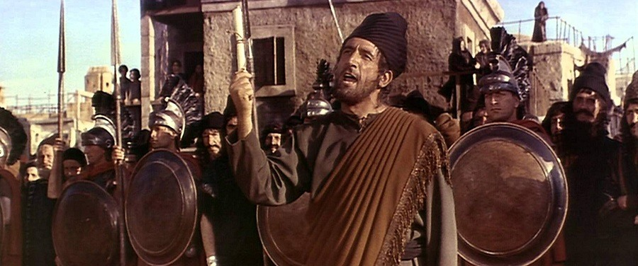 Barrabás - Barabbas 1961 Filme 1080p Bluray Full HD completo Torrent
