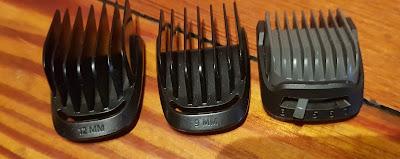 Philips MG3730 combs