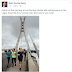 #Facebook #Boss Mark Zuckerberg Shares Photo Of Himself Jogging On Ikoyi Bridge In Lagos.
