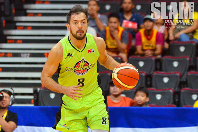 Top 5 Leading scorers for GlobalPort Batang Pier elimination round 2018 PBA PhilCup