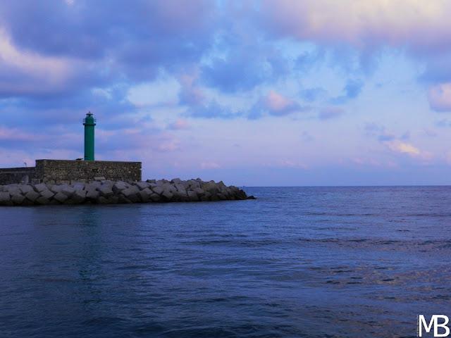Porto Vibo Marina verso le isole eolie