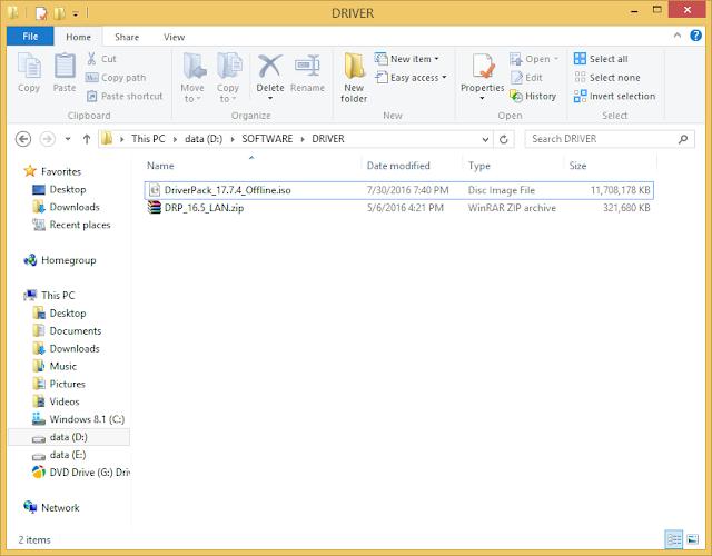 Cara Membuka File .ISO dengan Fitur Mount di Windows 8