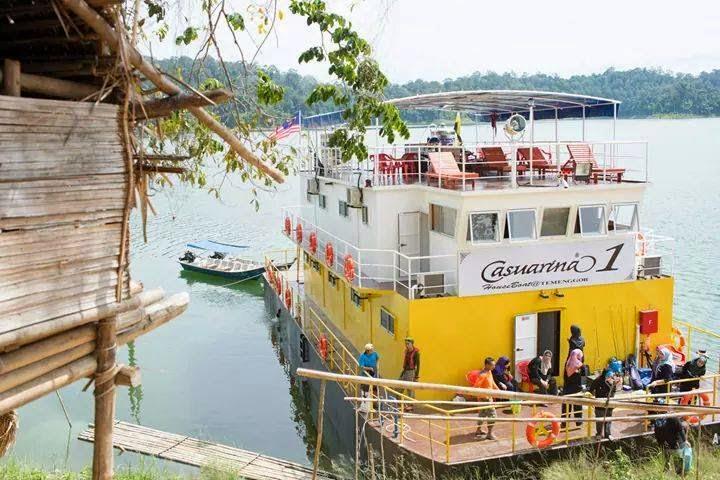 tasik banding gerik royal belum, banding, pulau tali kail, ikan kelah sanctuary,Pulau Banding dan Tasik Temengor Gerik