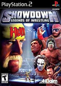 Showdown Legends of Wrestling Ps2 ISO (Ntsc-Pal) MG-MF
