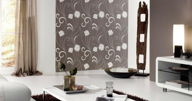 Wandgestaltung Tapeten Farbe Putz Ideen | Modern Architecture And Design
