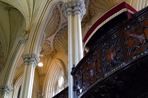 dublin château castle chapelle royale