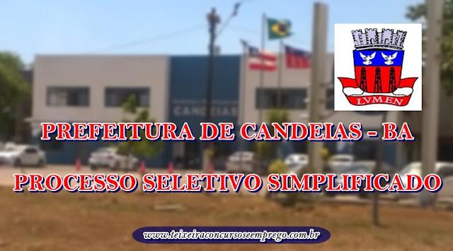 Prefeitura de Candeias abre processo seletivo para o Hospital Municipal
