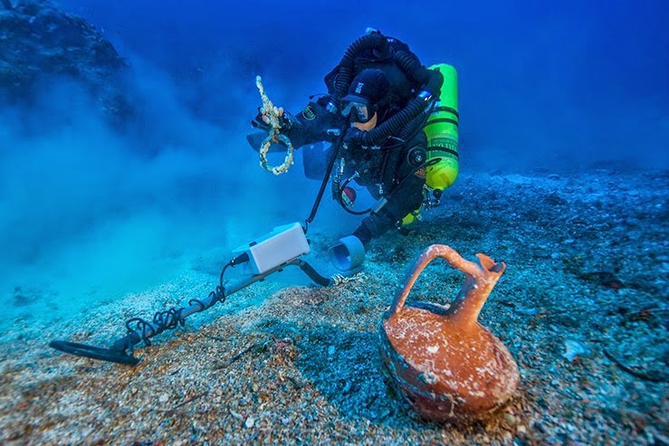 Stunning new finds from Antikythera