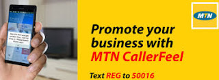 MTN NIGERIA CALLER FEEL : LET YOUR CALLERS FEEL YOU  | GOOD FOR BUSINESS