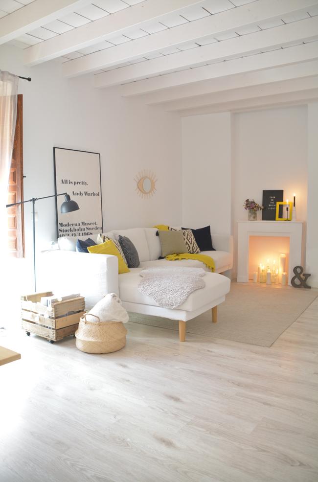 La casa abuhardillada de estilo n rdico de yaiza la for Casas estilo nordico