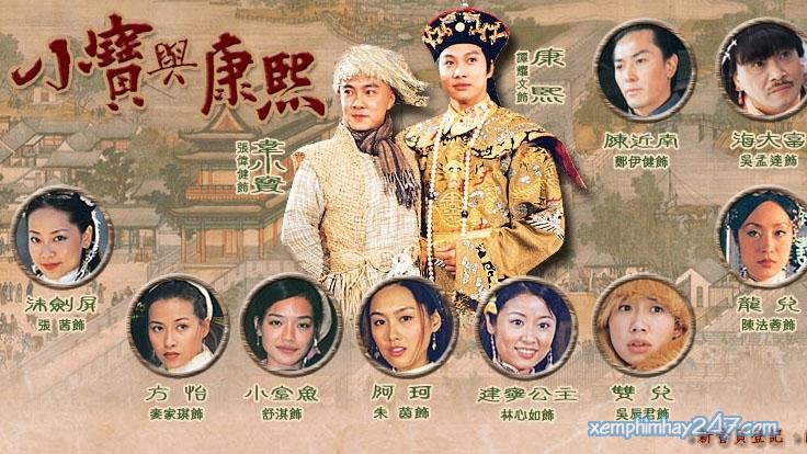 http://xemphimhay247.com - Xem phim hay 247 - Lộc Đỉnh Ký - Tiểu Bảo Và Khang Hy (2000) - The Duke Of Mount Deer (2000)
