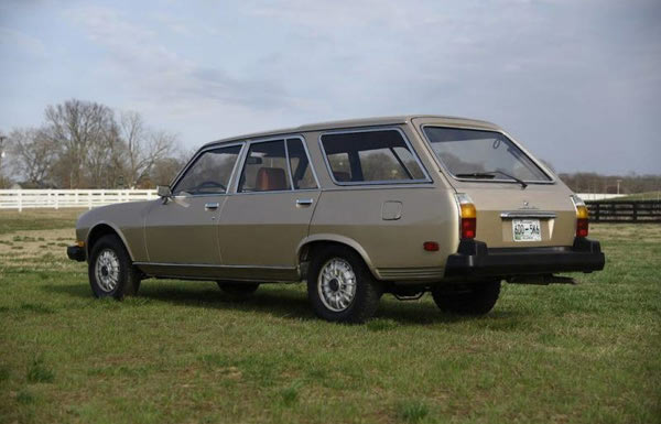 Will you pay ₦5 million for this Peugeot 504 Wagon?
