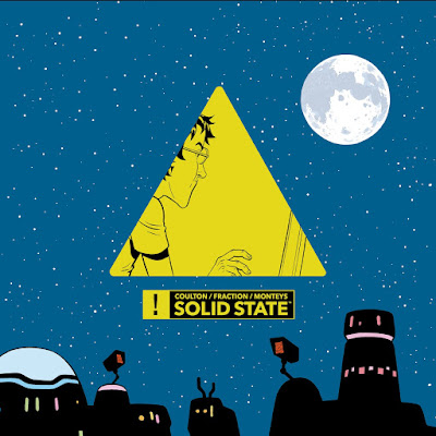 """Solid State"" de Albert Monteys y Matt Fraction, novedad de Gilgamesh."
