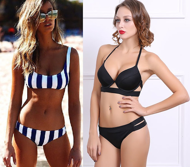 bikinis aliexpress verano 2018
