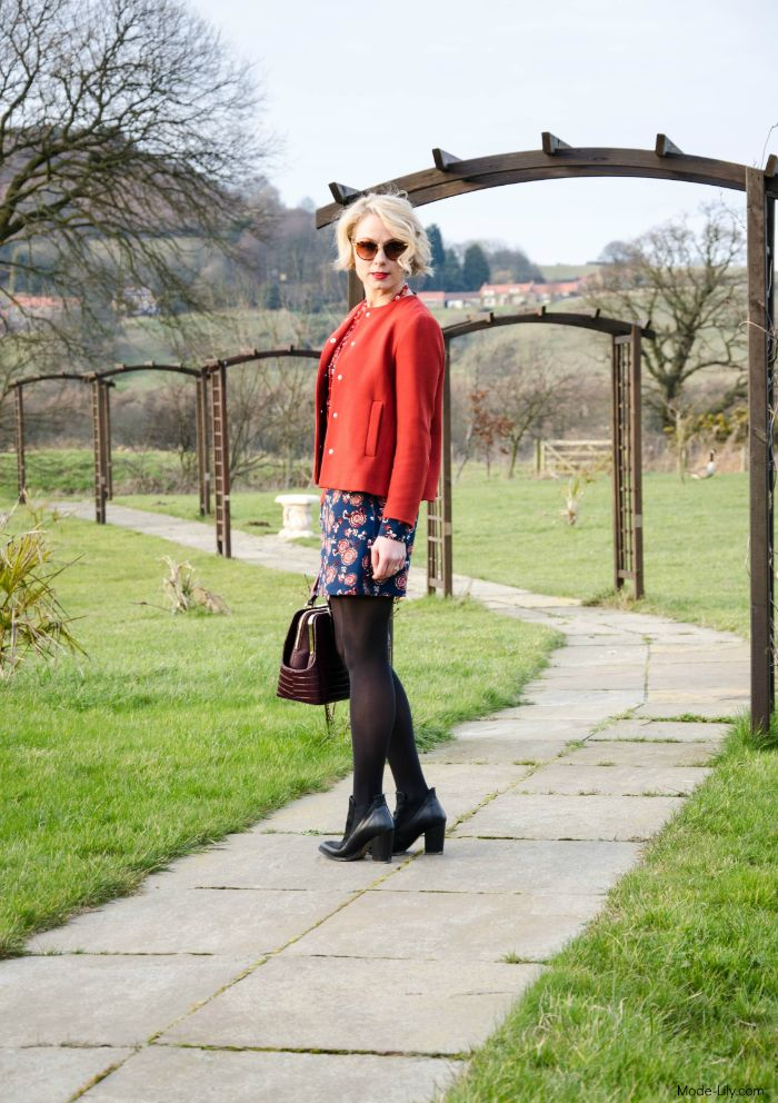 Outfit Post: Long Sleeved Dress
