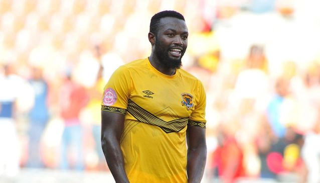 Black Leopards striker Mwape Musonda