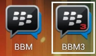 Download BBM3 Apk Terbaru
