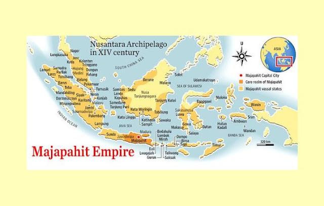 Sejarah Kerajaan Majapahit di Indonesia