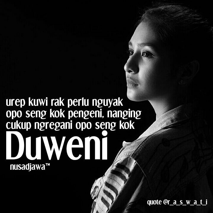Dp Bbm Kata Kata Bahasa Jawa Tentang Rasa Cinta Nusadjawa Koleksi Gambar Fecboook Intagram Mukjizat Dan Doa