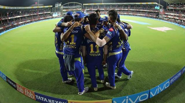 ipl squad mumbai indians