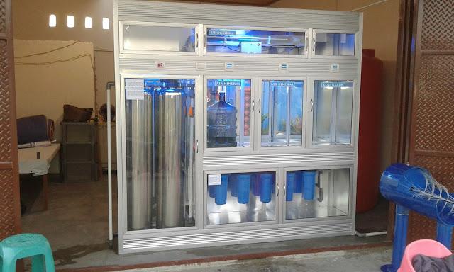 Analisa Modal dan Keuntungan Usaha Depot Air Minum Isi Ulang