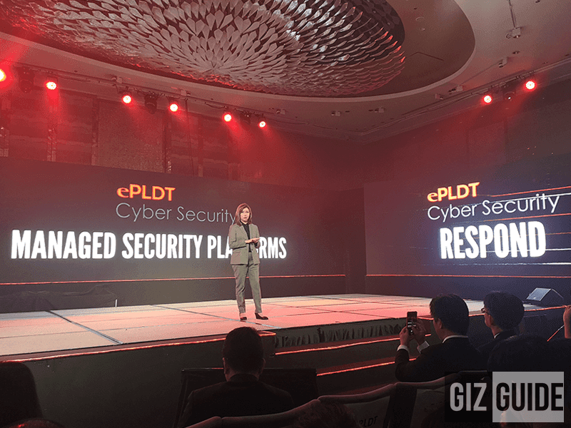 ePLDT's cyber-security solutions