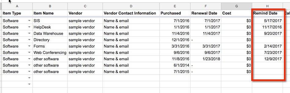 Google Script - Create Calendar Events from Spreadsheet Data - create a picture calender