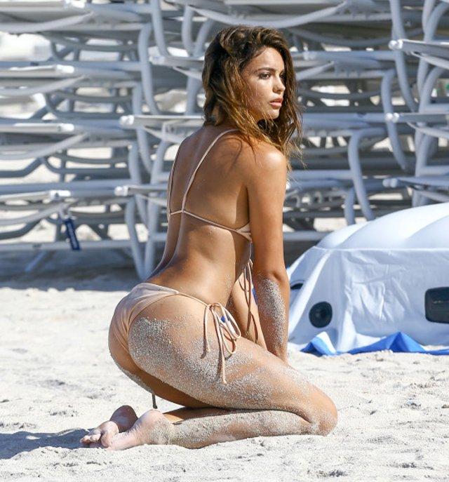 Kyra Santoro - Người đẹp muốn Bale về M.U -5