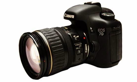Harga dan Spesifikasi Camera Canon EOS 7D Terbaru 2015