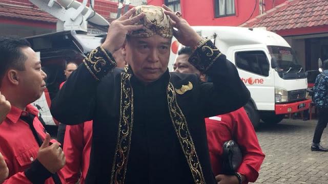Batal Dukung Ridwan Kamil, PDIP Usung TB Hasanuddin-Anton Charliyan