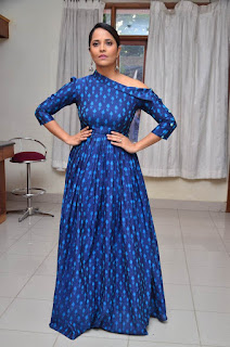 anasuya at avakusa trailer launch 5