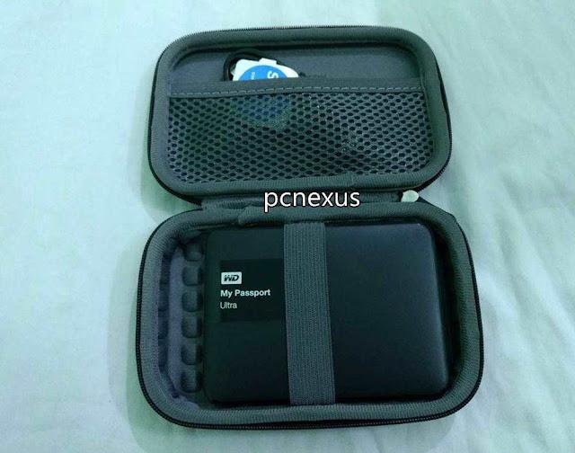 wd my passport ultra hard drive case