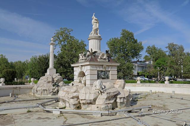 Aranjuez Fuente-de-Hercules-y-Anteo