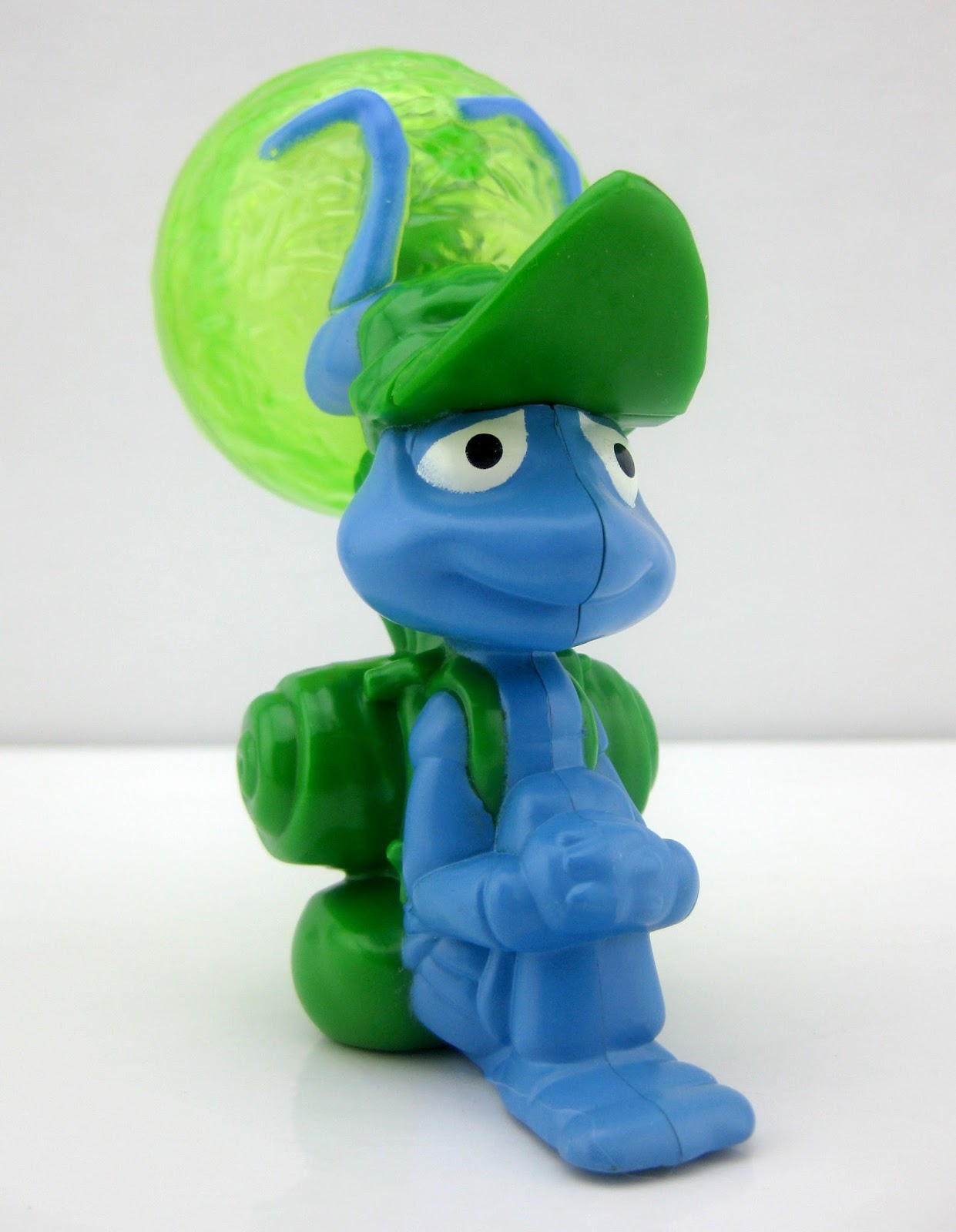 """Disney·Pixar FUN!"" Happy Meal Toys 2004 flik"