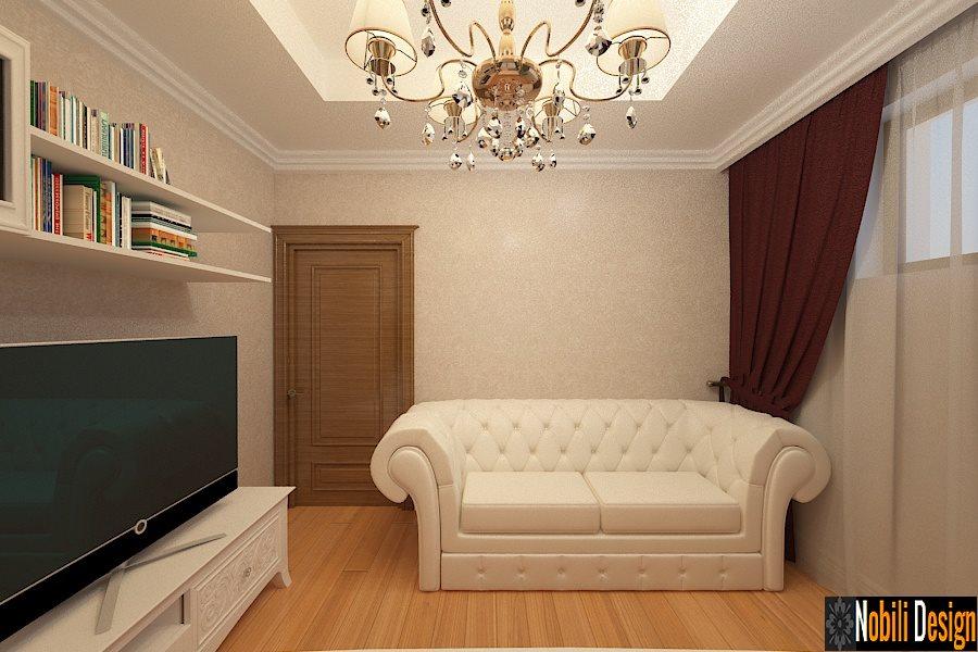 Design interior living casa stil clasic Bucuresti - Design Interior / Amenajari Interioare - Bucuresti | Design - interior - clasic- Bucuresti