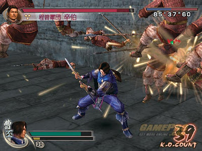 Dynasty Warriors 5 (PS2) 2005
