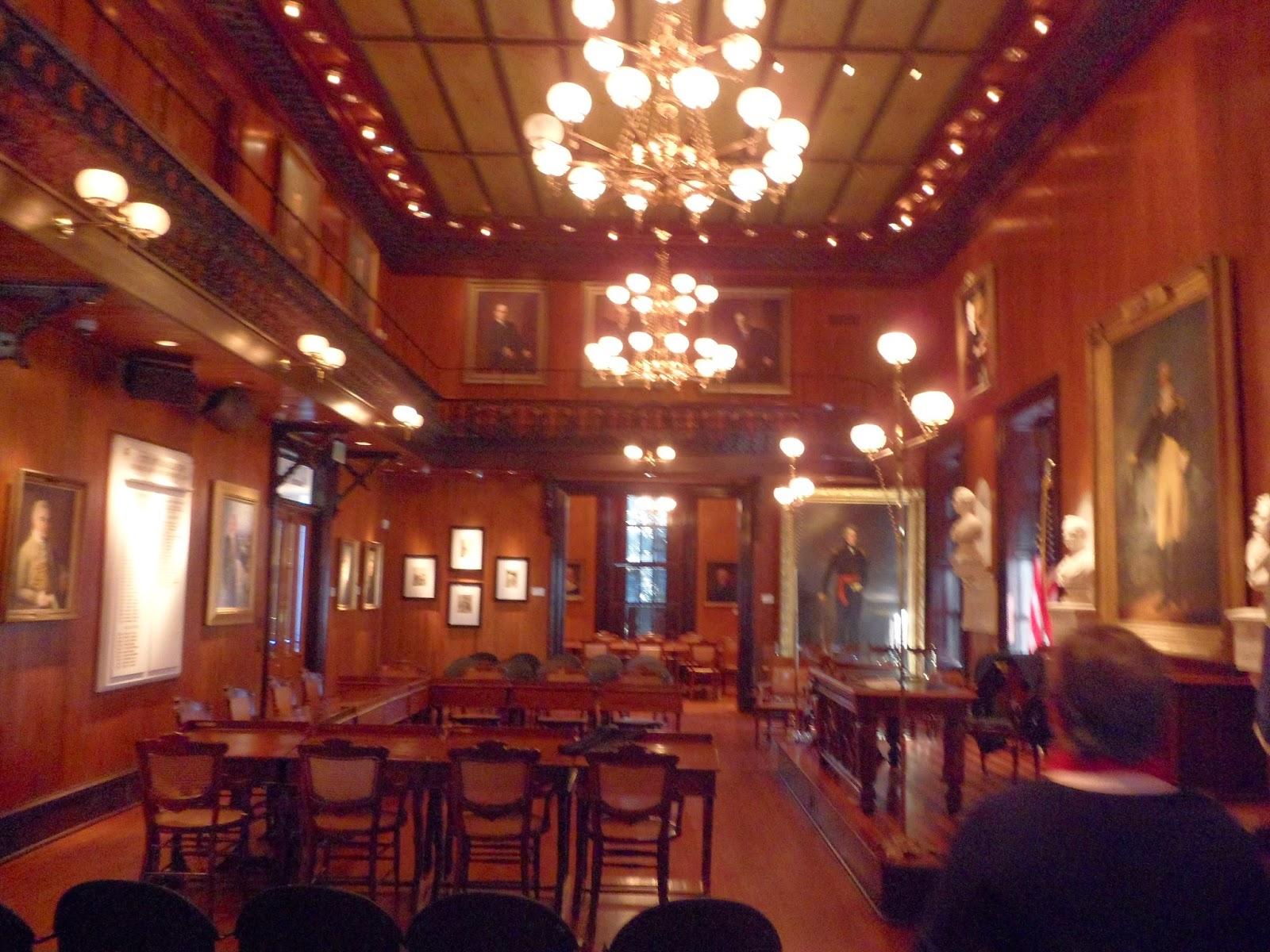 jfk 50 historic city council chamber of charleston sc