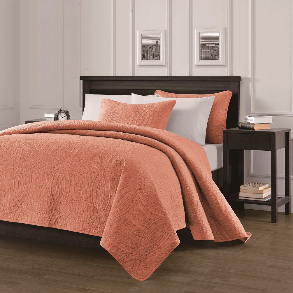 Peach Colored Comforters Amp Bedding Sets